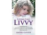Living Like Livvy is a True Story of a little girl's battle with Rett Syndrome. – Charity
