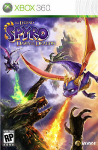 CHERCHE / LOOKING FOR Legend of Spyro Dawn of the Dragon