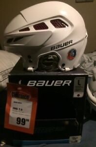 Brand New Bauer Hockey Helmet