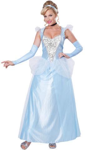 Lancenix Girls Elastic Waist Backless Princess Dress Costume