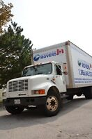 We Are the Best Mover Markham Movers: Call Now (888)-627-2366