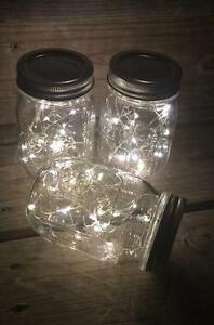 Mason Jar Lights Decorations