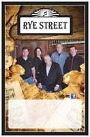 Rye Street will help make your event a memorable one.