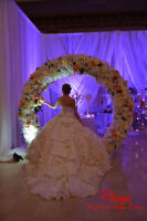 Wedding Decoration - Walk-ins from 11M - 4PM during the week