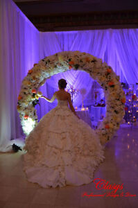 Wedding Decoration - Walk-ins from 11M - 4PM during the week Windsor Region Ontario image 1