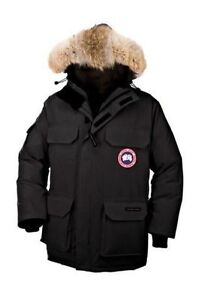 CANADA GOOSE EXPEDITION PARKA MEN LARGE CLEAN VALUE 1000$