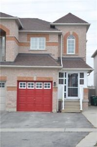 Nice 3 Bedroom Home In Mississauga. Avail. Jan. 30th.