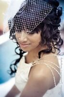 Mobile wedding hair and makeup services