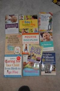 Pregnancy & Baby books