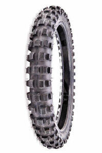 NEW C755 OFF ROAD FRONT TIRE 275x17- FITS 70'S-90'S SMALL BIKES