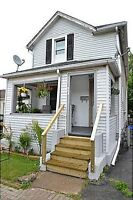 3 BEDROOM HOME - DOWNTOWN THOROLD - AVAILABLE NOW!