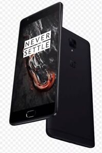 OnePlus3T Limited Edition Midnight Black 128GB (Limited Edition)