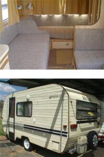 SN1610 ,  REGAL 15' Full van Twin beds,Tare 1140, Electric brakes Amaroo Gungahlin Area Preview