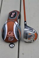 Ping/ Cleveland/ Titleist golf clubs