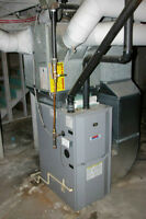 winter comes faster then you think natural gas / propane furnace