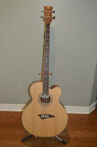 Dean Acoustic Electric bass - priced for quick sale