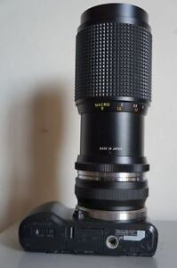 f4.5 80-200mm image lens with E or M43 adapter