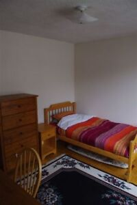 SUNNY FURNISHED ROOM in CAMBIE VILLAGE