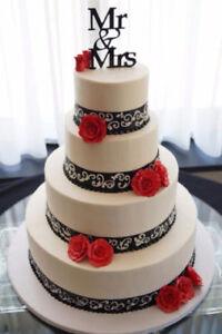 Wedding Cakes, Customized cakes