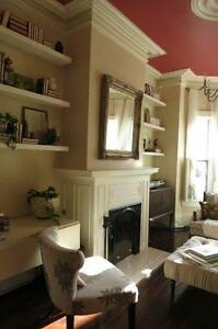 15-059  South End Halifax, Historic home, 7-9 month lease