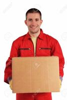 Brantford's First Choice Movers from $80/ hour Fully Insured
