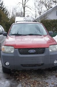 2007 Ford Escape VUS