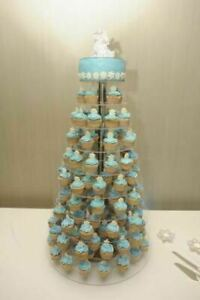 Wedding Cupcake Stand Rentals - 7-Tier Round