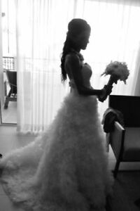 Stunning Wedding Gown – Reduced Price