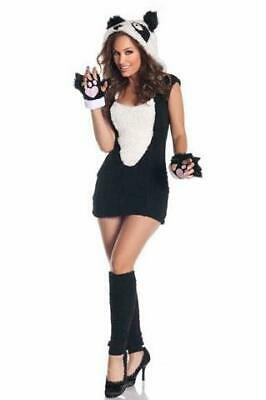 Mystery House Womens Pretty Panda Costume Medium M1236 - Womens Panda Kostüme