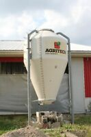 Agricultural Feed Silo