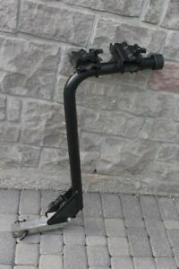 Hitch mount 2 bike bike rack SportRack heavy duty requires a veh