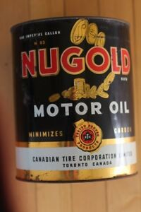 Vintage Oil Can for Man Cave, Garage, Collection.