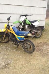 1999 Kawasaki Kx100 Great condition