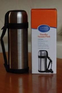 Living Essentials Vacuum Flask Glenwood Blacktown Area Preview