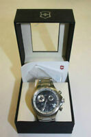 Montre Victorinox Swiss Army Base Camp Blue seulement 199.95$!