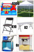 BIRTHDAY PARTY PACKAGES! BOUNCY HOUSES & BOUNCE CASTLES