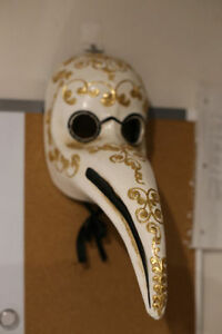 Venetian Masquerade Plague doctor mask