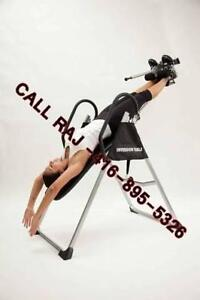 BRAND NEW INVERSION TABLES!!! Brand Name - BRAND NEW