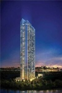 Condo for Rent 44th Floor! Living by the Lake