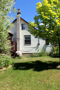 Turn Key! 2 Bedroom Home on Almost 1 Acre!