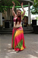 Free belly dance class (kid friendly!) every Thursday