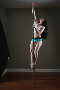 Get a TOTAL BODY Workout with Pole Fitness Kingston! Kingston Kingston Area image 2