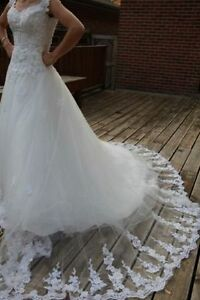 Wedding dress Kitchener / Waterloo Kitchener Area image 5