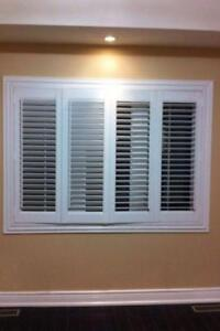 California Shutters and Blinds and Roller shades for sale
