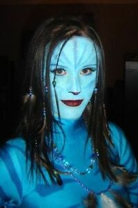 Halloween make up face painting special effects FX makeup