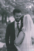 WEDDING PHOTOGRAPHY - Female and Male Photographer