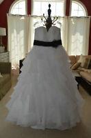 Allure 8862 wedding gown.