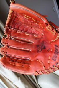 Cooper Black Diamond 245 12 inch Baseball glove leather fits rig