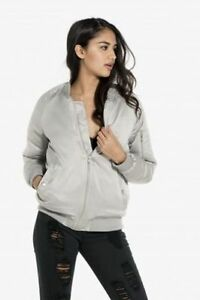 BRAND NEW WOMEN'S BOMBER JACKET.