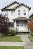 Beautiful convenient detached family house for rent in MacEwan
